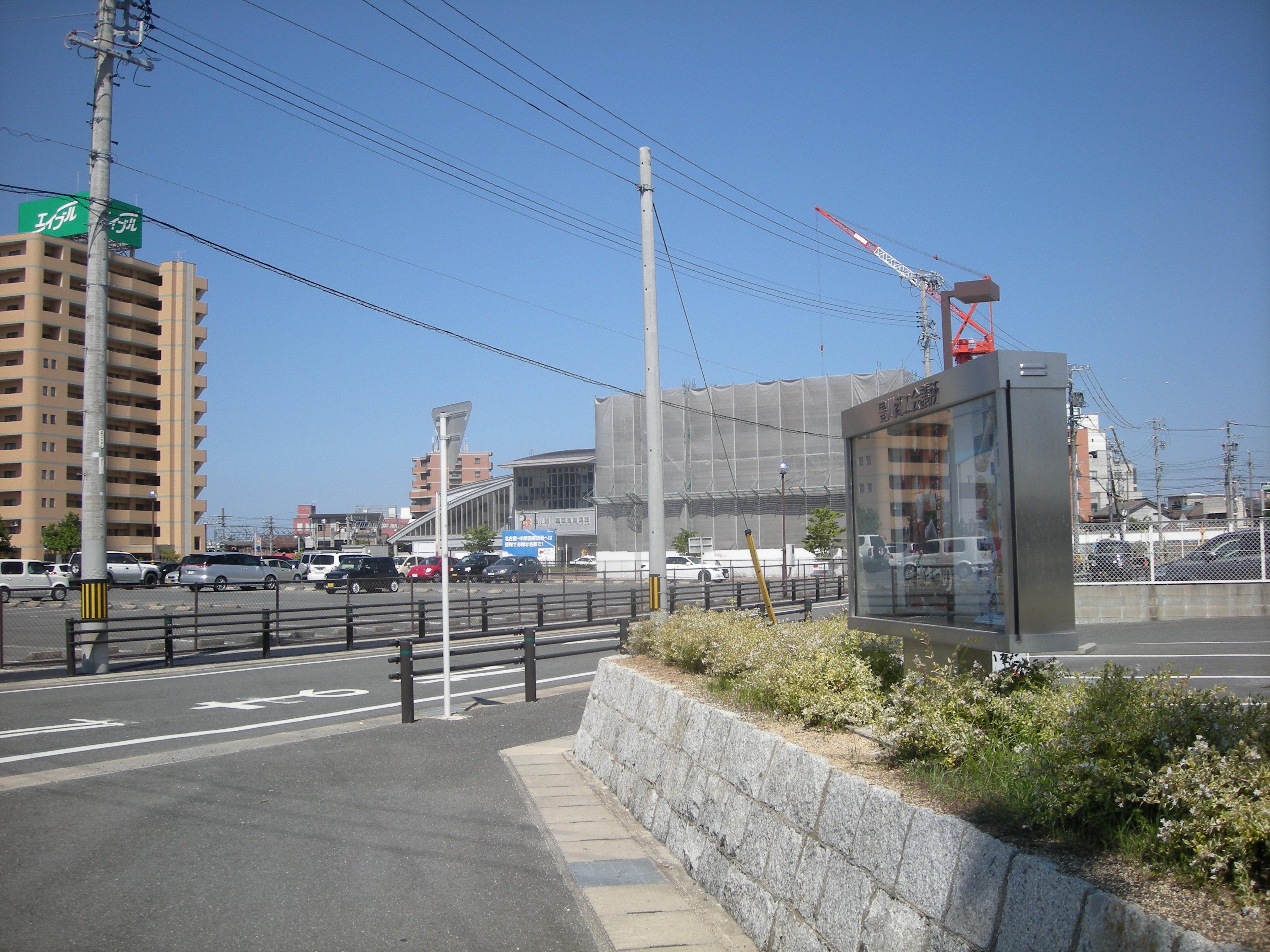 豊川駅方面.JPG